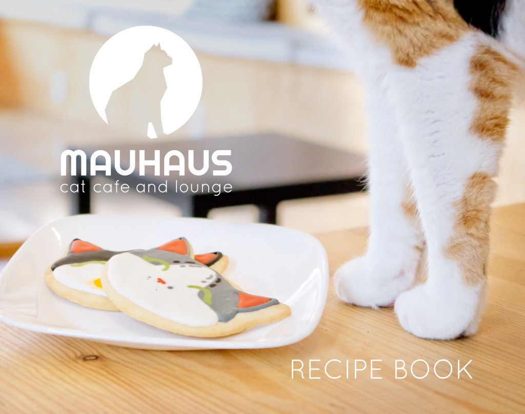 Mauhaus cat cafe lounge recipe book pre orders mauhaus recipe book forumfinder Choice Image